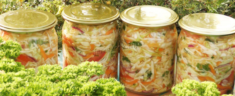 Секреты приготовления маринованной капусты