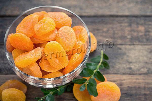 У сушеных плодов сорта Чемпиона Севера получается очень приятный вкус